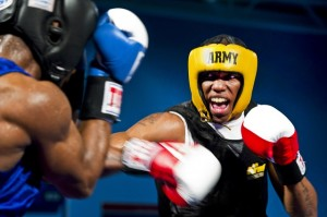 Boxing is ultimate workout