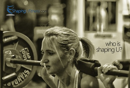 Weight lifting for fitness