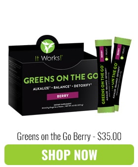Greens on the Go Berry