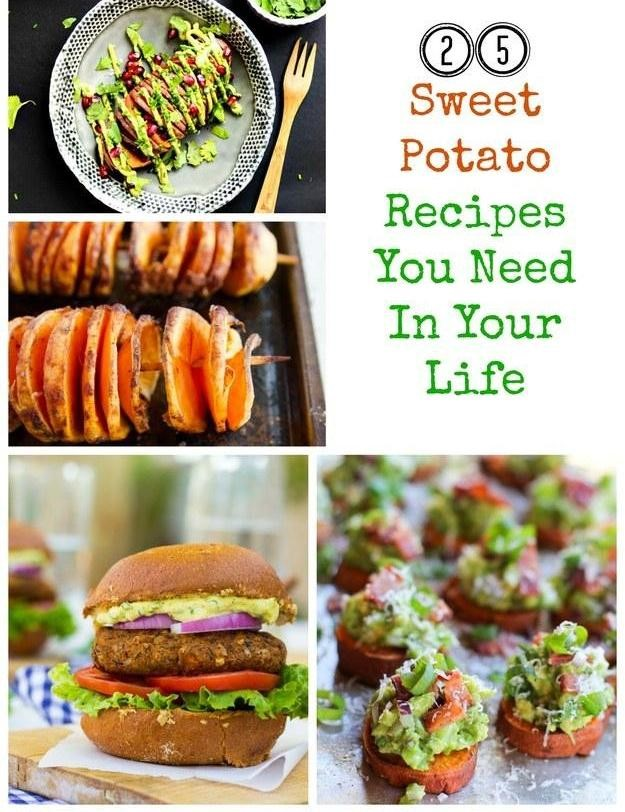 Birmingham Fitness 25 Sweet Potato Recipes