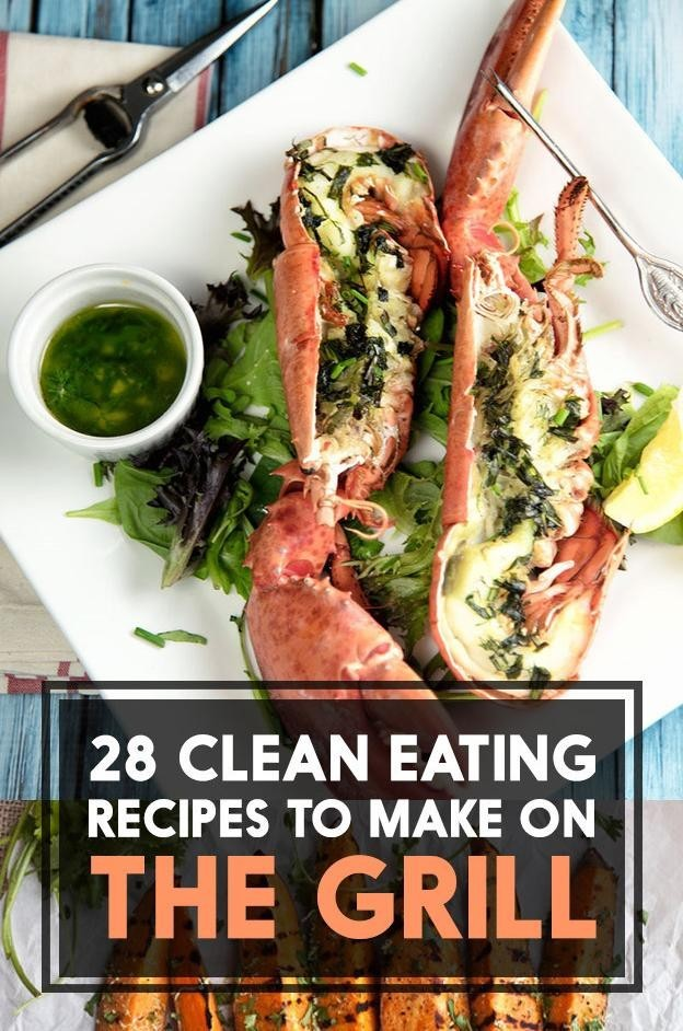 Alabaster 28 Clean Eating Recipes for Fitness